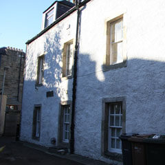 Joseph Black's house