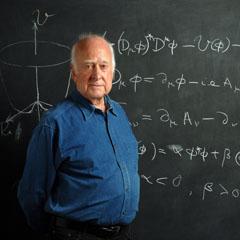 Peter Higgs (1929– ).