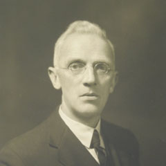 Sir Godfrey Thomson (1881–1955).