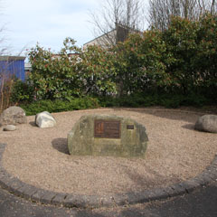 The James Hutton Memorial Garden