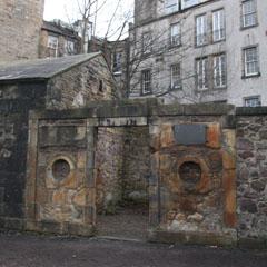 Tomb of Sir Robert Sibbald