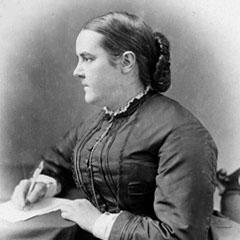Sophia Jex-Blake (1840–1912).