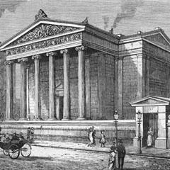 Surgeons' Hall, 1890.