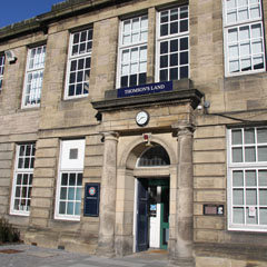 Thompson's Land, University of Edinburgh