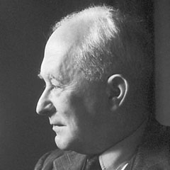 Portrait of Max Born, Nobel Foundation, 1954.