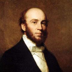 Portrait of Charles Piazzi Smyth (1819–1900).