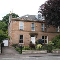 Max Born's House