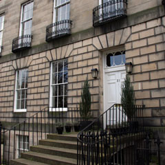 Robert Jameson's house