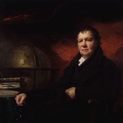 Portrait of John Playfair (1748-1819) by Henry Raeburn.