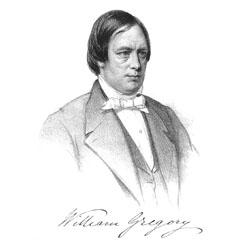 Portrait of William Gregory