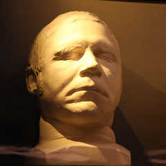 William Hare death mask