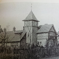 The Bungalow c.1900.