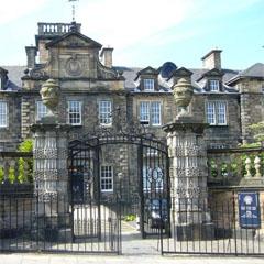 Original site of Institute of Animal Genetics