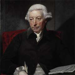 Portrait of Adam Ferguson (1723–1816) by Sir Joshua Reynolds.