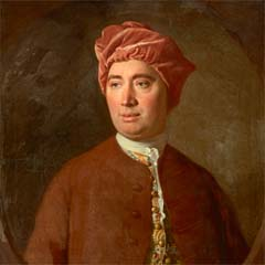 Portrait of David Hume (1711–1776) by Allan Ramsay.