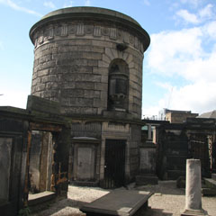 Tomb of David Hume