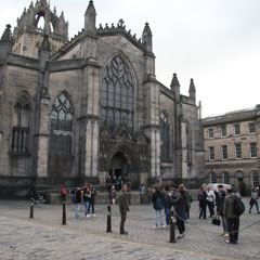 Site of Edinburgh Tolbooth