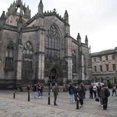 Site of Edinburgh Tolbooth
