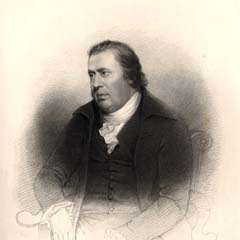 William Smellie (1740–95), engraved by Henry Bryan Hall after George Watson (1840).