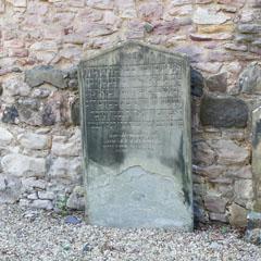 Gravestone of Moses Ezekiel