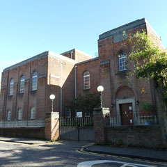 Salisbury Road Synagogue