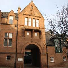 Craigwell Brewery gates