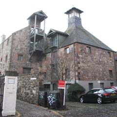 Craigwell Brewery maltings