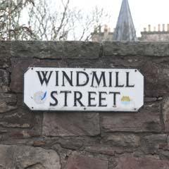 Windmill Street street sign