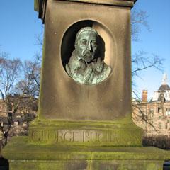 Grave of George Buchanan