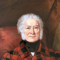 Portrait of John Borthwick Gilchrist.