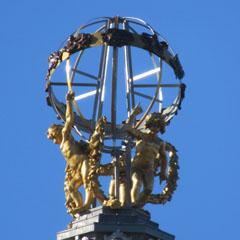 Forsyth's Globe.