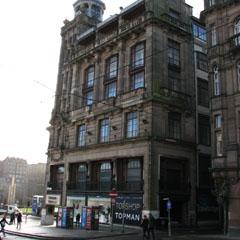 Old Forsyth's building