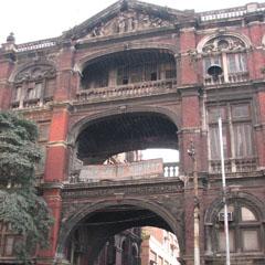 Standard Life Building in B.B.D. Bagh, Kolkata.