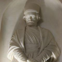 Statue of Cowasji Jhangir.