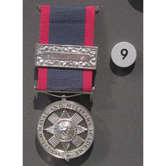 Robert Pope's Medal for French and Hindustani.