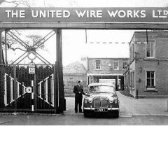 The Peter Stubbs Collection. © Reproduced with acknowledgement to Ian Thomson, Managing Director, United Wire, Granton