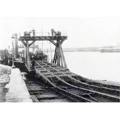 Granton train ferry