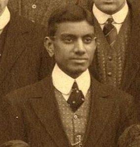 Finandra Nath Bose