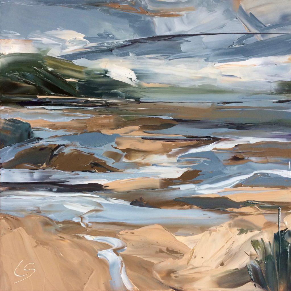 View at Silverknowes by Lesley Skeates