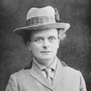 Portrait of Dr Elsie Inglis (Wellcome Collection)