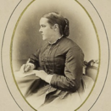 Sophia Jex-Blake. Creator: unknown. © The University of Edinburgh