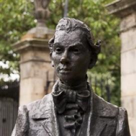 Scottish poet Robert Ferguson (1750-1774)